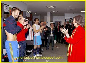 Jogadores Do Barcelona No Vestiario Pelados Real Madrid Wallpapers